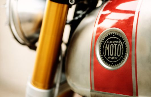 classified moto emblem