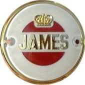 james tank badge