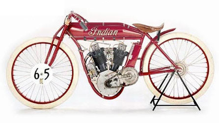 indian eight valve racer 12