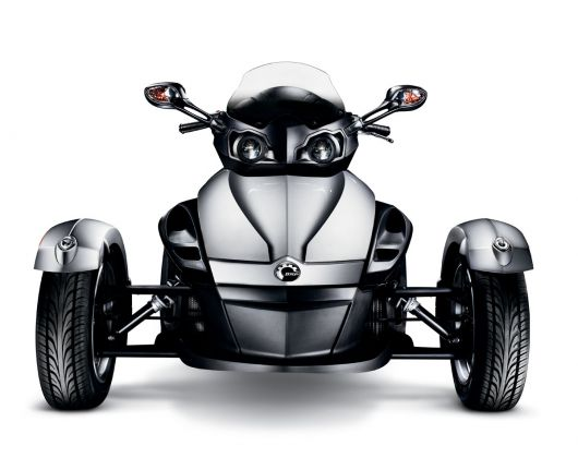 brp can am spyder roadster 4 09