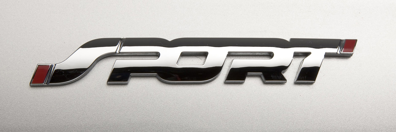 Ford fusion sport badge