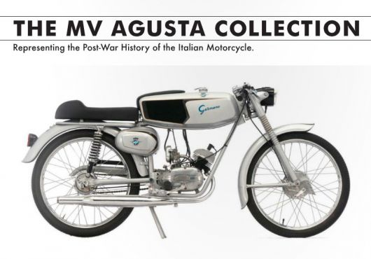 mv agusta collection