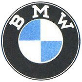 bmw logo old