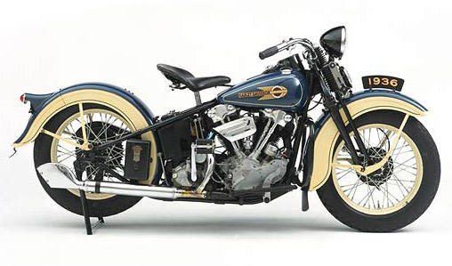 hd knucklehead 36