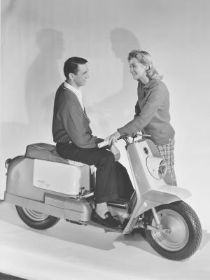 hd topper scooter 60