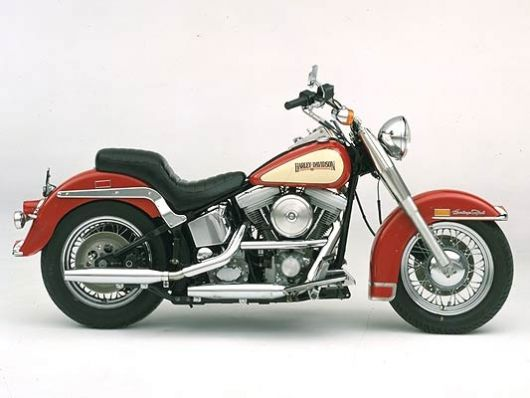 hd heritage softail 86