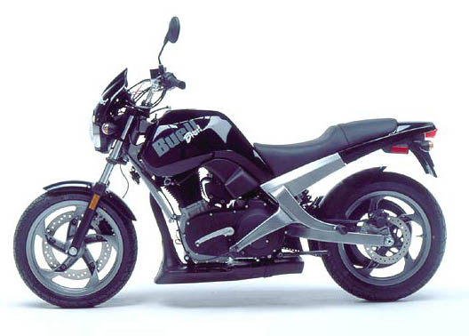 2000 Buell Blast. 2001. The VRSCA V-Rod® is introduced for the 2002 model
