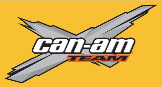 can am x team logo