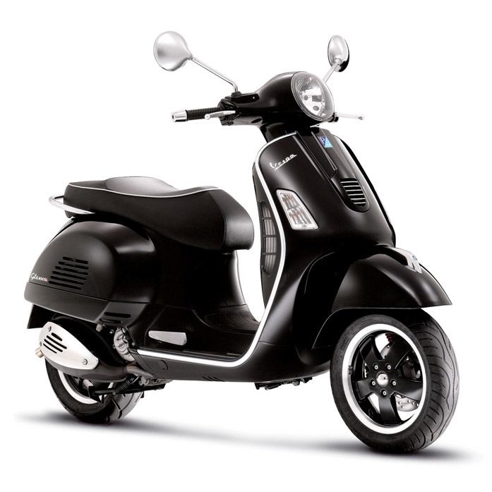 vespa gts 300 super 2009 mototype. Black Bedroom Furniture Sets. Home Design Ideas